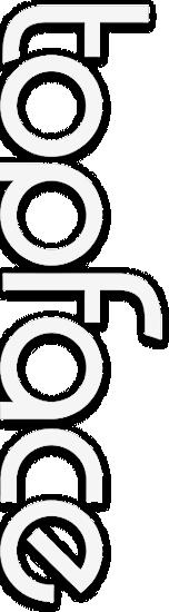topface logo dikey